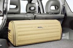 3D Maxpider Handy Trunk Organizer - Car Trunk Storage Box - Water Resistant Trunk Bags