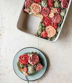 18 Stunning Easter Cakes That Make Impressive Centerpieces – Blechkuchen rezepte Pretty Cakes, Beautiful Cakes, Amazing Cakes, Rose Cake, Eat Cake, Cookies Et Biscuits, Cupcake Cakes, Cake Fondant, Cake Icing