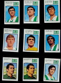 Cromos Fútbol, Nunca Pegados, 1971 1972,Liga 71 - 72 Fher Disgra Album Sin pegar