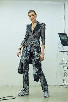 Faith Connexion Fall 2018 Menswear Fashion Show Collection