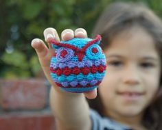 Crochet Pattern-- Hootie Who Owl Ornament --Crochet Pattern on Etsy, 2,32 €