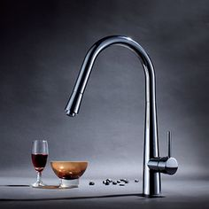 Sofia Pull Out Kitchen Tap Chrome - Pull Out Kitchen Taps - Kitchen Taps - Kitchen