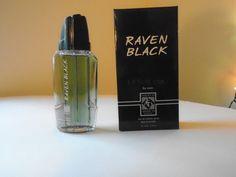 Raven Black, Eau de Toilette Spray for Men