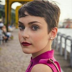 Short Cute Hair