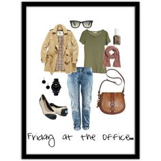 Friday at the office... by brittany
