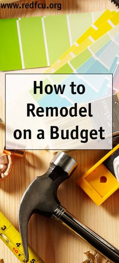 Remodeling expenses can add up quick! Learn how to stay on-budget and how to keep more money in your wallet during your next remodel.