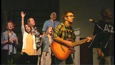 9:30am CROSSOVER Modern Worship Service. Raising Kids in a Biblical Way (9:30am) - 6.24.12