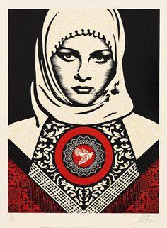 Shepard Fairey - Nueva Galería de Arte Moderno