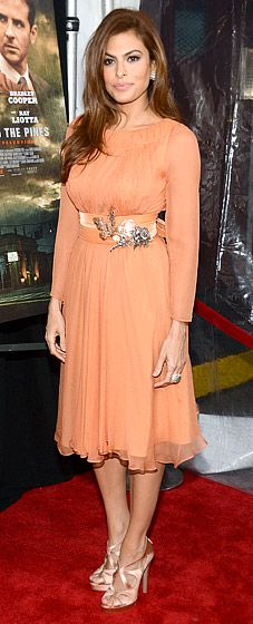 Eva Mendes: The Place Beyond the Pines Premiere, NY