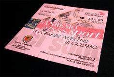brochure 100 years Milano Sanremo