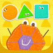 Doodle Critter Math: Shapes by NCSOFT