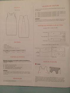 La chronique d'Aurélie Gown Ivy en mode bling bling - Autos Online Sewing Tutorials, Sewing Projects, Sewing Patterns, Sewing Clothes, Diy Clothes, Bling Bling, Dressmaking, Fabric, How To Make