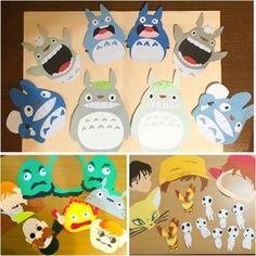 ジブリが大好きなおふたり。一生に一度の結婚式のテーマはもちろんジブリです!ご新郎さまは「トトロ」、ご新婦さまは「魔女の宅急便」のイメージで、ジブリ愛に満ちあふれた結婚式を作り上げられました* Totoro, 16th Birthday, Birthday Cards, Anime Crafts, Pen Pal Letters, Diy And Crafts, Paper Crafts, Punch Art, Cute Jewelry