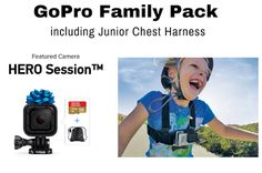 Win a GoPro and other prizes worth $600!