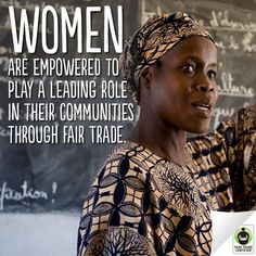 """Fair Trade principle 6) """"Commitment to Non Discrimination, Gender Equity and Freedom of Association""""."""