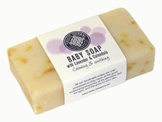 Celtic Herbal Company, Baby with Lavender and Calendula Soap Baby Soap, Baby Skin Care, Calendula, Handmade Soaps, Celtic, Herbalism, Stuff To Do, Lavender, Food