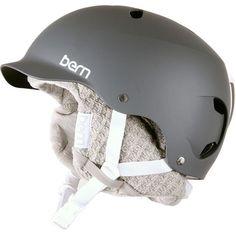 Bern 2015 Lenox EPS Women's Helmet Matte Turquoise XSmall/Small