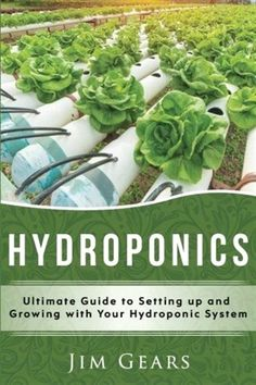 Hydroponics A Simple Guide To Building Your Own Growing System Organic Vegetables Homegrow Gardening At Home Horticulture Fruits Herbs