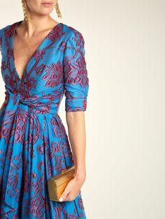 Shop our edit of women's designer Dresses from luxury designer brands at MATCHESFASHION Mob Dresses, Gala Dresses, Dress Outfits, Fashion Dresses, Boho Dress, Dress Skirt, Dress Up, Glamour Vintage, Carolina Herrera Dresses