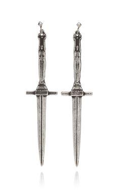 Pamela Love Dagger Earrings, S/S 2013 collection