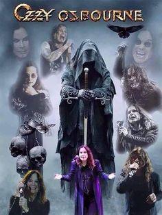 Metal Bands, Rock Bands, Ozzy Osbourne Albums, Ozzy Osbourne Black Sabbath, War Pigs, Rock Band Posters, Vintage Music Posters, Cinema, Rock Groups