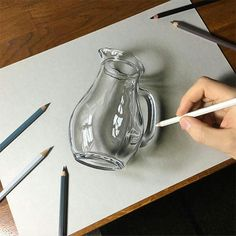 Realistic pencil drawings beautiful pencil drawings realistic drawings and sketches art 3d Art Drawing, Realistic Pencil Drawings, Pencil Art Drawings, Amazing Drawings, Amazing Art, Drawing Tips, Drawing Ideas, Abstract Drawings, Realistic Sketch