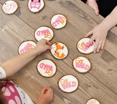 Nature Animal Match Game. Make It Now in Cricut Design Space with the Cricut Explore.