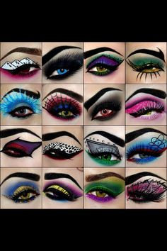 Eye Art by GlitterGirlC. She is fantastic. Please check out her website. Also other artist in this board as well. They should have their name on the page if not. Please let me know so I can give them credit. Thanks.