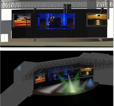 Walthall & Associates Makes Southside Baptist Church's Music Clear and Visuals Sharp. #PlanetVectorworks