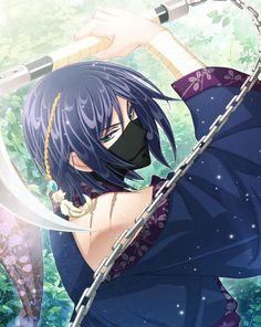 Saizo from Shall We Date: Ninja Love