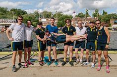 Univ Summer VIIIs 2017 Rowing, Oxford, University, College, Summer, Colleges, Community College, Oxfords, Boating