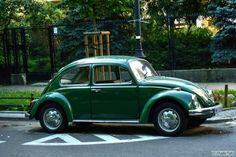 Zielona skorupa VW