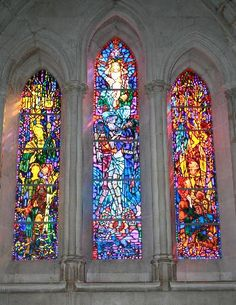 National Cathedral - stained glass window