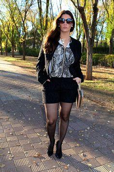 Zapato corte salón en piel de napa, color negro