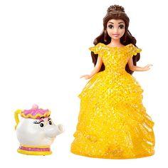 Disney Princess Glitter Glider Belle Doll
