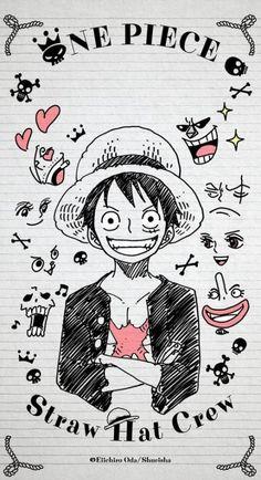 One piece chibi One Piece Manga, One Piece ルフィ, One Piece Drawing, One Piece Luffy, Drawing Drawing, Drawing Faces, Drawing Ideas, Manga Anime, Otaku Anime