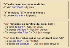 """""""y"""" et """"en"""" (FB: j'<3 le français)"""