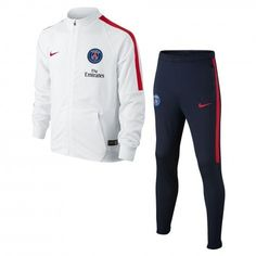 #Nike Paris Saint-Germain #trainingspak junior #PSG