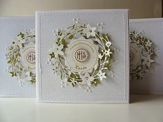 Dorota_mk: First Holy Communion First Communion Cards, First Communion Invitations, First Holy Communion, Confirmation Cards, Memory Box Cards, Fabric Cards, Shabby Chic Cards, Quilling Cards, Scrapbook Cards