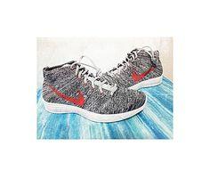 Nike lunar flyknith chukka wolf grey #nike, in assoluto fra le scarpe più comode che abbia mai messo , prezzo un po' alto ma vale