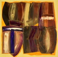 João Vieira Untitled 149)08 2008 Painting x Paper on canvas 100 cm x 100 cm  #JoãoVieira #Artist #Art #Oil #Painting #Color #Portugal #Gallery #SaoMamede #Artwork #Lisbon