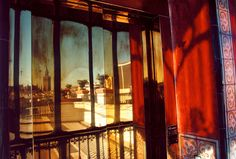Gueorgui Pinkhassov. Seville, Spain. 1993. #color #street #photography