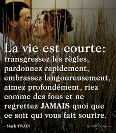 love kissing you quotes & love kissing you ; love kissing you quotes lips ; love kissing you quotes ; love kissing you quotes heart New Quotes, Happy Quotes, Life Quotes, Inspirational Quotes, Mark Twain, Citations Regrets, Kissing You Quotes, Awkward Moment Quotes, Disloyal Quotes