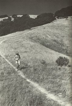 runner #photo in #bw