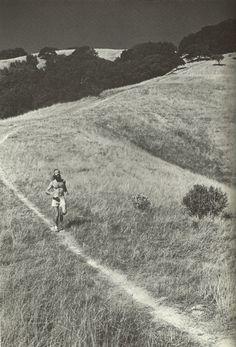 Classic trail cruising.