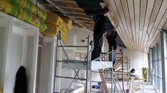 Avril 2014 - Plafond #maisontourismecarlades #otcarlades #cantal #auvergne