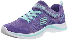 Skechers Kids Swift Kicks Running Shoe ,Lavender/Aqua,1 M US Little Kid Skechers Kids http://www.amazon.com/dp/B00RL89JH4/ref=cm_sw_r_pi_dp_4lImwb18NNCZW