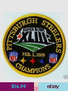 Football-NFL Sports Mem, Cards & Fan Shop Pittsburgh Steelers Jerseys, Football, Afc Nfl, Steelers Super Bowls, Party Logo, Nfl Fans, Nfl Sports, Juventus Logo, Champion