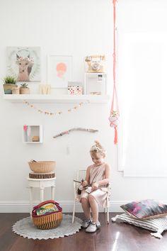 Home Tour: Amber Thrane Of Dulcet Creative   theglitterguide.com