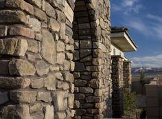 Ridgestone | Kodiak Mountain Stone Stone Gallery, Manufactured Stone, Firewood, Mountain, Woodburning, Mountaineering